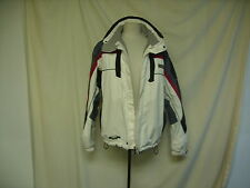 Mens Ski Jacket dare2be White, Navy & Red Large   0807