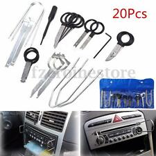 20x Universal Car Stereo Radio Removal Key Tool Kit Release Head Unit For Ford