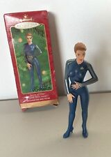 STAR TREK VOYAGER HALLMARK ORNAMENT SEVEN OF NINE