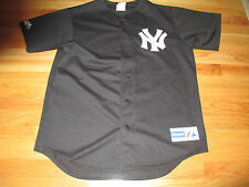 Vintage Majestic NEW YORK YANKEES (LG) Button-Down Jersey