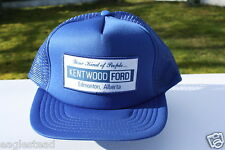 Ball Cap Hat - Ford -  Kentwood - Edmonton Alberta Dealer (H674)