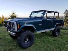 Jeep: Commando Bull Nose