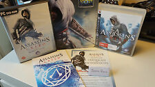 Assassins Creed 1 Limited Edition