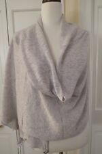 Lovely Beryll Large Cashmere Wrap/Scarf – NWT – Light Grey - $565