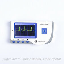 Promotion! HEAL FORCE PRINCE 180B Handheld Easy ECG EKG Portable Heart Monitor