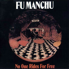 Fu Manchu No One Rides For Free COLOR VINYL LP Record stoner rock classic NEW!!+