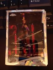2014 Topps WWE Chrome #79 Layla ATOMIC NrMint-Mint