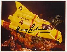 Gerry Anderson signed Thunderbirds color photo 1929-2012