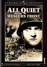 All Quiet On The Western Front [dvd] [dol Dig 2.0/eng Sdh/french] (Universa