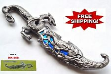 "10"" Fantasy Dragon Dagger Blade Knife Sword"