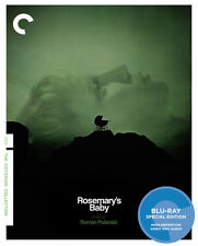 Rosemary's Baby [Criterion Collection] Blu-ray Region A