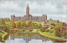 University & West End Park, GLASGOW, Lanarkshire