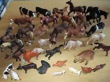 35 x SCHLEICH Tiere Bauernhoftiere Bauernhof Rariäten Sammlung