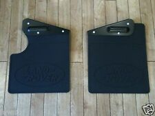 Genuine LAND Rover-Defender 90-REAR mudflap Set-lr055340 + lr055332