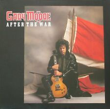 "Gary Moore - After The War / Over The Hills... Live (12"" Vinyl Maxi-Single 1988)"