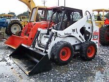 Bobcat 873 Skid Steer Workshop Manuale