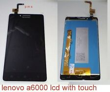Lenovo A6000 / a6000 plus + LCD Display + Touch Screen glass Digitizer Assembly