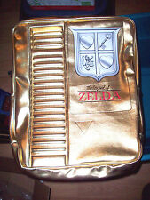 New with tags Rare Collectable Nintendo NES Zelda 3D Cartridge Backpack