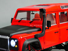 RC Scale Acessories SAFARI SNORKEL For DEFENDER 110 D90 Scale Hard Bodies