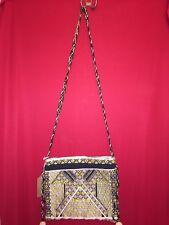 NWOT Anthropologie Alexandrie Bucket Bag by Star Mela