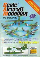 Scale Aircraft Modelling Vol 24 No 7 RAAF Vought Kingfisher Dieppe Raid Cessna