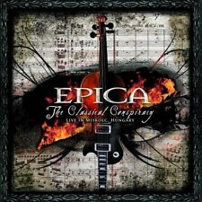 Classical Conspiracy - Epica (2009, CD NEUF)2 DISC SET