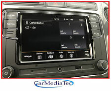 ORIGINALI VW RADIO RCD Composition Touch rcd510 Passat Sharan EOS Bluetooth USB