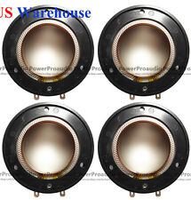 4pcs Replacement Diaphragm for Eminence,Yamaha,Sonic, PSD2002-16 US WAREHOUSE