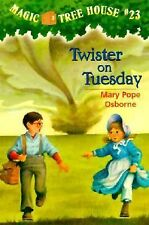 Magic Tree House Twister on Tuesday No. 23 Kid's Paperback Book