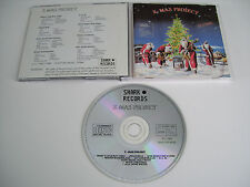X-MAS PROJECT CD 1987 RARE OOP THRASH!!! Holy Moses Living Death Mekong Delta ++