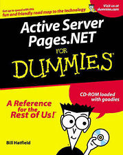 ASP.NET for Dummies,ACCEPTABLE Book
