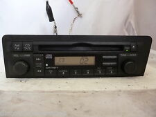 01 02 03 04 Honda Civic Radio Cd Player & Theft Code 39101-S5A-A610 2TC1 B 4043