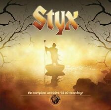 Styx-Complete Wooden Nickel Recordings [us Import] CD NEW