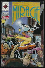 The Second Life of Doctor Mirage US Valiant COMIC vol.1 # 5/'94