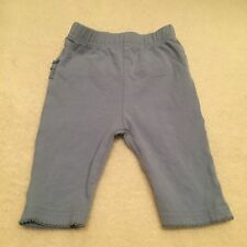Cute light blue ruffled leggings trousers 0-3 Months Baby Girls Clothes