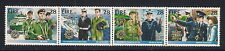 Ireland Eire mint stamps - 1988 Irish Security Forces, SG701/704, MNH