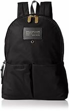 NWT Marc by Marc Jacobs Preppy Legend Nylon Backpack Black GREAT B PACK AS GIFT!