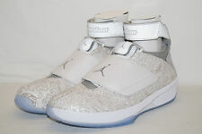 NIKE AIR JORDAN XX Laser GR 45 UK 11 weiss 743991 100 limited