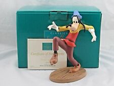 "WDCC ""Tread Lightly"" Goofy from Disney's Mickey and the Beanstalk in Box COA"