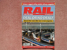 RAIL Issue 544 - in very good condition - Stirling-Alloa-Kincardine rail project