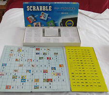 1958 Vintage Selchow Righter SCRABBLE for JUNIORS Game COMPLETE NEW in BOX!