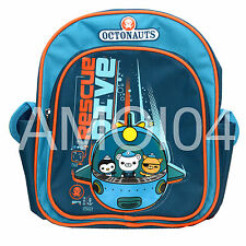 Octonauts Rescue Dive Gup A BackPack School Bag *New