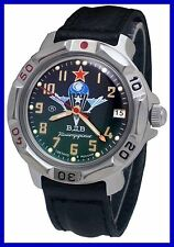 """AIRBORNE"" VOSTOK MECHANICAL WATCH !!! NEW !!! 6 Es"