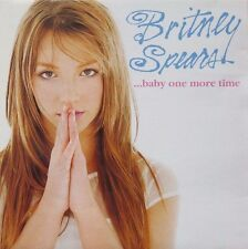 Britney Spears-... Baby One More Time - 1998-1999 - CD - JIVE Ltd.