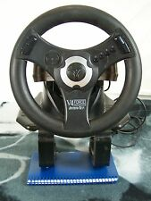 Interact V4 Force-Feedback GAMING Racing Wheel & Racing Pedals