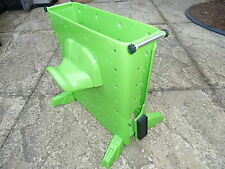 MICROSOFT XBOX 360 S SLIM CALIBUR11 BASE VAULT CONSOLE CASE SHELL MOD Lime Green
