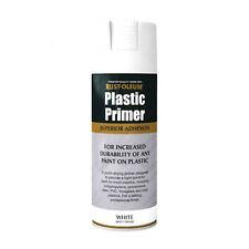 x4 Rust-Oleum Plastique Apprêt Multi-fonctions Premium Peinture En Spray