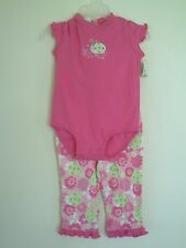 Peak a Babe super-cute outfit  for a baby girl 6/9 NWT