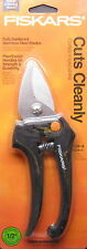 FISKARS 7920 Bypass Pruner with Fully Hardened Stainless Steel Blades NIP