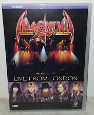 DVD MAGNUM - LIVE FROM LONDON - NEW - NUOVO
